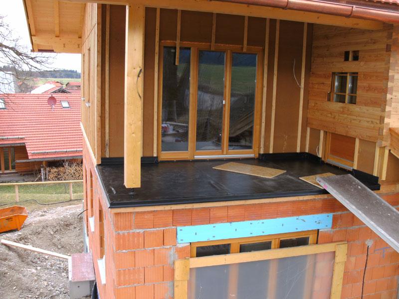 abdichtung hertl lenggries abdichten isolieren balkon garagendach. Black Bedroom Furniture Sets. Home Design Ideas
